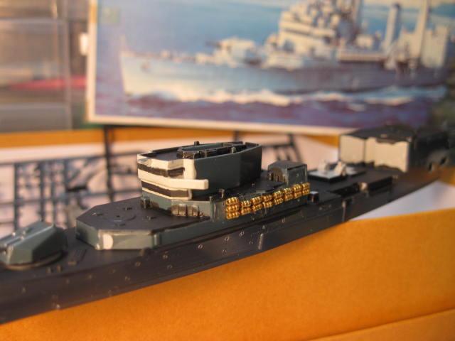 HMS TIGER の5