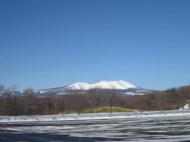 樽前山2010の1
