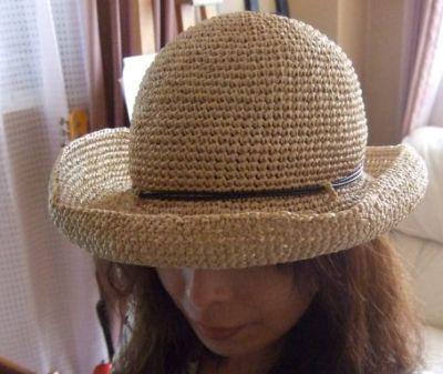 オーダー作品 帽子