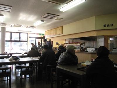 麺通堂西植田店