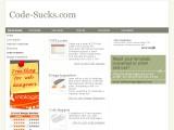 Code-Sucks.com