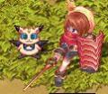 紫姫草原にて
