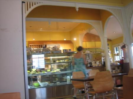 Sol bread interior 1