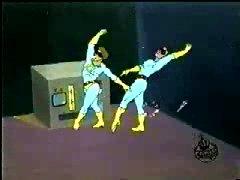 踊るエースとギャリー