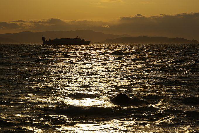 伊良湖岬灯台にて