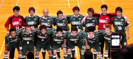 060831_都選抜 vs A.S.D ROMA@駒沢鳩d