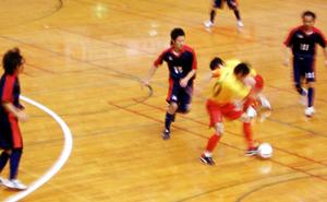 全日本17日-4 vs funf spieler