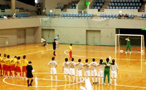 全日本18日-3 準決勝vs プレデター PK