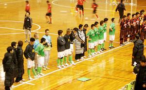 全日本18日-4 3決 ボツワナに敗れ4位で終了