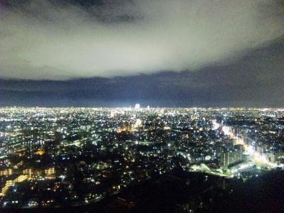 夜景 東山スカイタワー