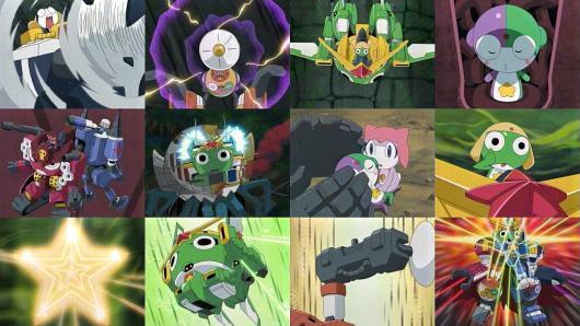 捕らわれの王子様&今だけ熱血ロボットアニメ