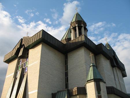 ウクライナ系の教会