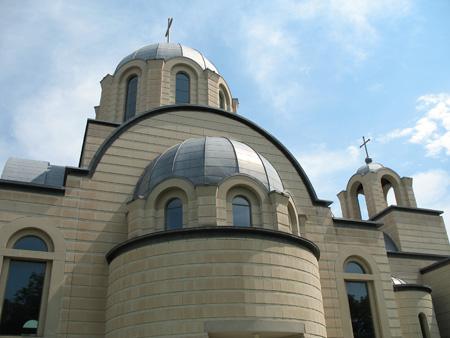 Saint Sava Serbian