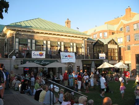 Oakville Jazz Festival
