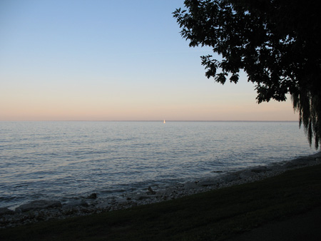 Oakville Beach