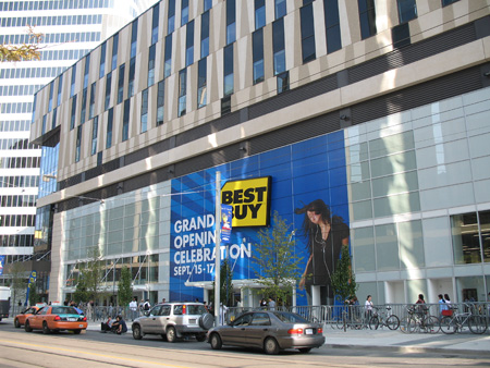 Best Buy at Eaton Centre