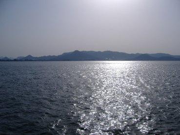船上にて1