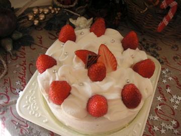 2007Xmas cake1