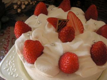 2007Xmas cake3