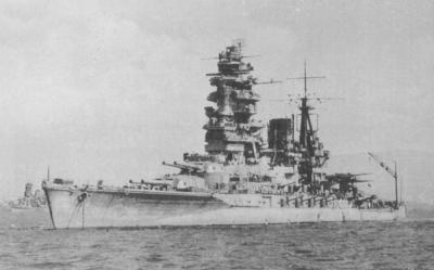 戦艦長門1944レイテ2