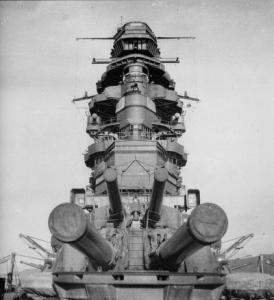 戦艦長門1944レイテ3
