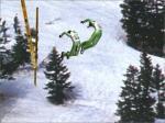 スキージャンプペア①