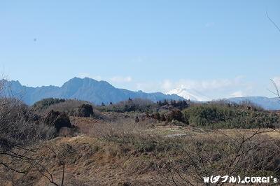 妙義山&浅間山