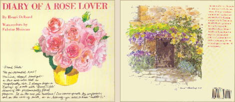Dellbard/Moireau DIARY OF A ROSE LOVER Abrams