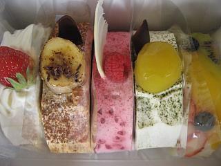 Roll Madu ロールケーキ