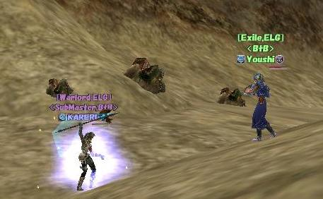 WarAge、ネオク高原にて謀反者を発見
