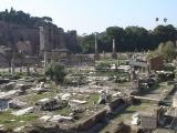コロッセオ付近の遺跡