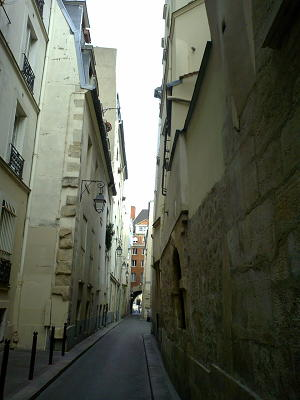 rue Nevers