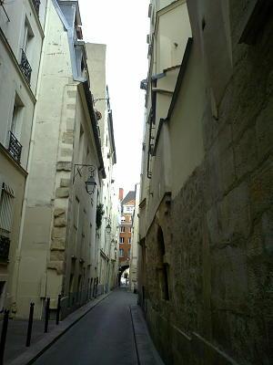 rue Nevers