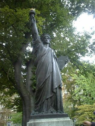 自由の女神の原像