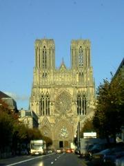 ノートルダム大聖堂。