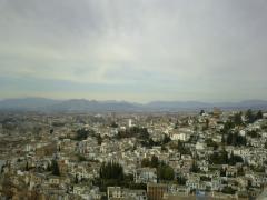 ベラの塔から街並みを覗く