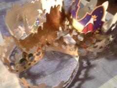 王冠、たくさん・・・