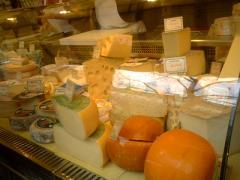 チーズもいいなー