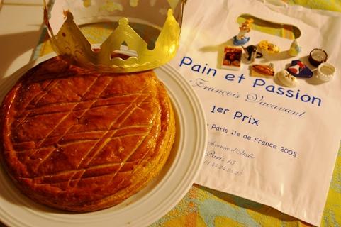 pain et passion のガレット・デ・ロア