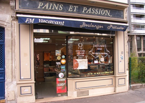 pain et passion