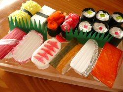 お寿司!?
