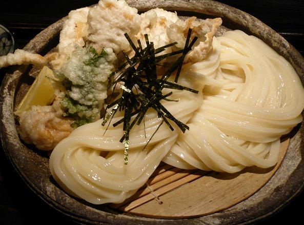 山元麺蔵ざる