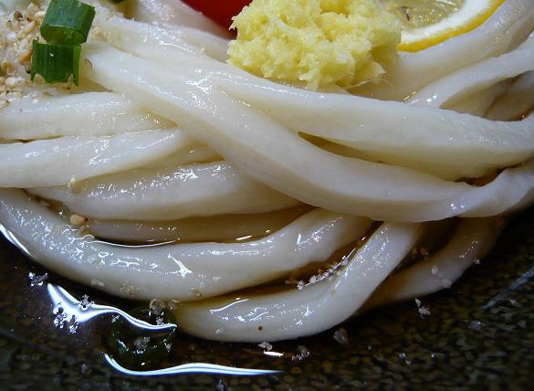 凡蔵ぶっかけ麺