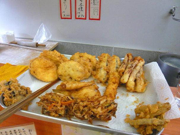 一番天ぷら