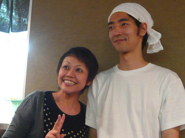 高田くん真菜さん