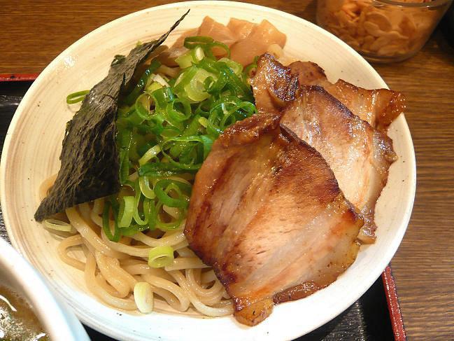 武蔵塩つけ麺