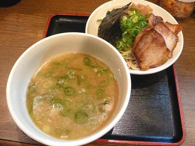 武蔵塩つけ麺2