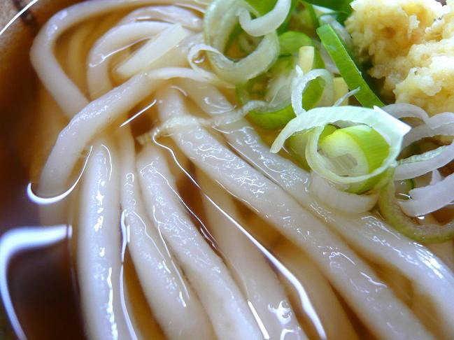 松本家冷かけ麺