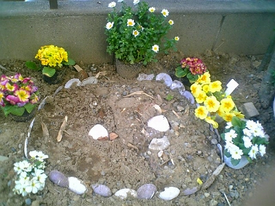 Vanillaのお墓