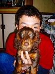 宇宙犬Mocha